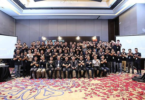 Huawei Partner ICT Skill Competition Malaysia 2018