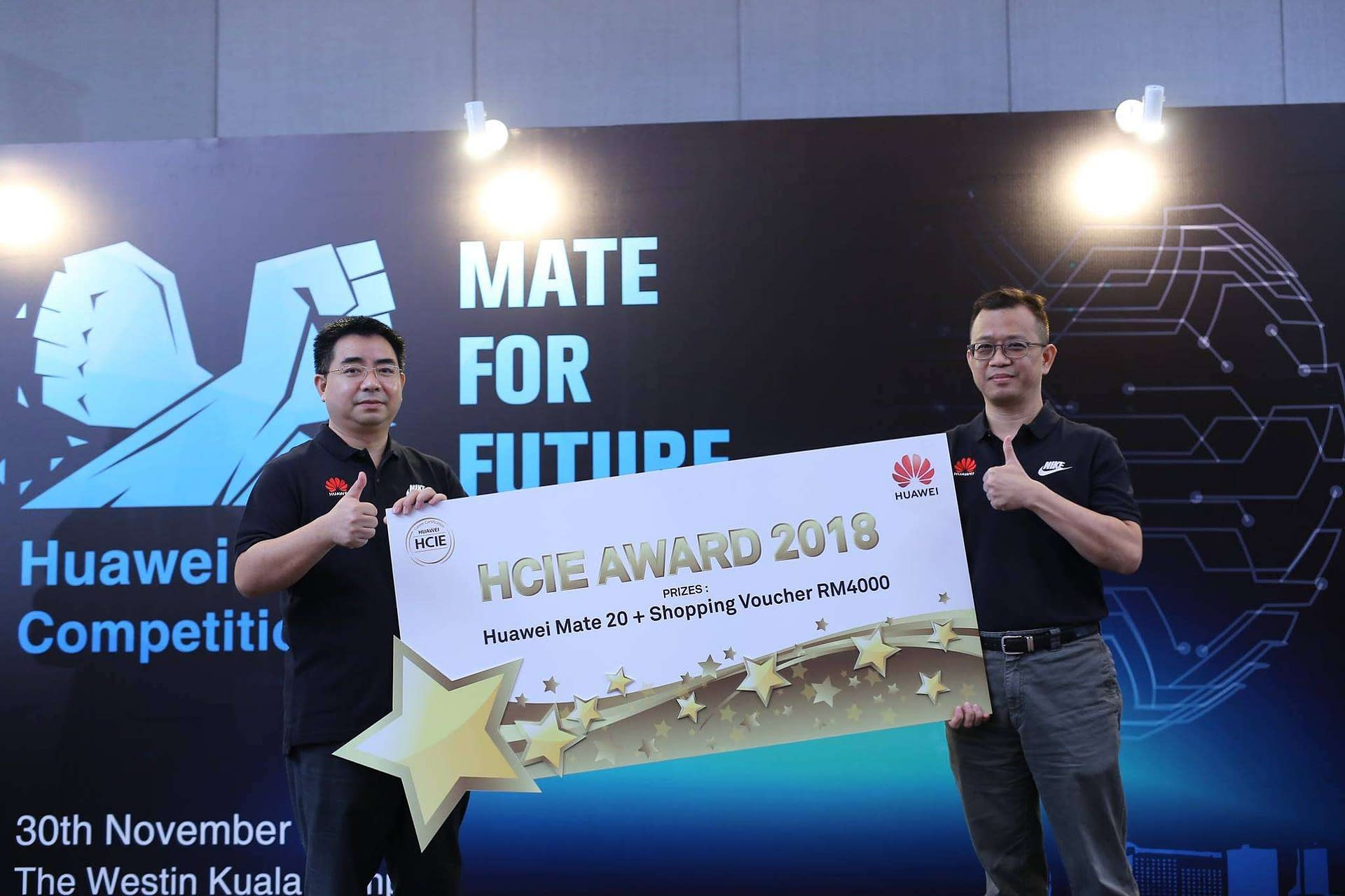 Huawei Partner ICT Skill Competition Malaysia 2018 – 19